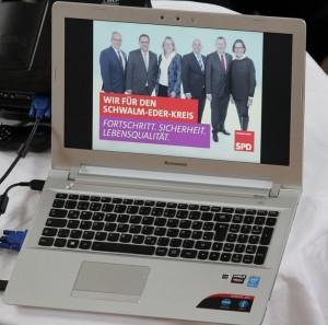 Das Spitzenteam der SPD