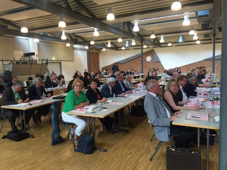Kreistagssitzung in Melsungen