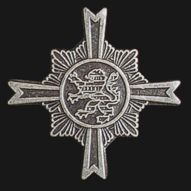 Anstecknadel zum Ehrenbrief des Landes Hessen